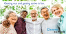 Choose to Move Activity Support Program for Seniors 65+
